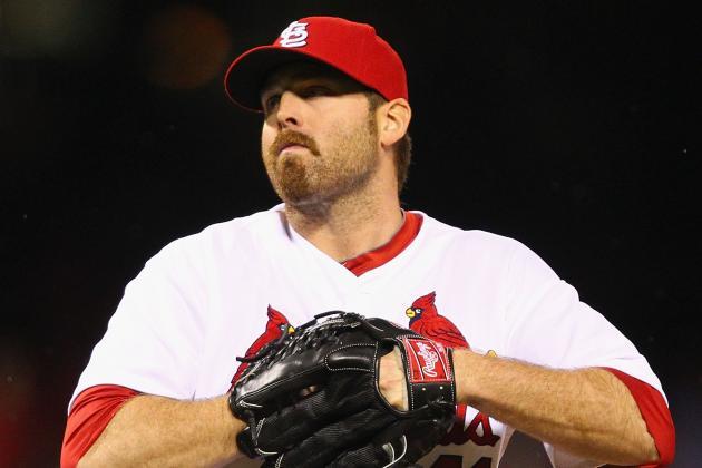Cardinals Trade Closer Mitchell Boggs