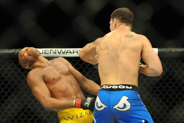 Silva vs. Weidman Rematch Would Be Must-See TV