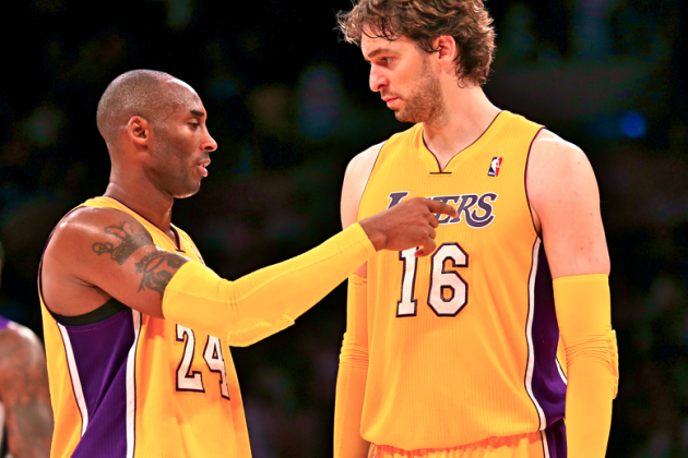 Blueprint for Los Angeles Lakers' Version of 'Rebuilding' Process