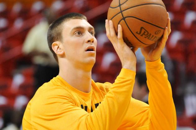 Report: Raptors, Hansbrough Agree to 2-Year Deal