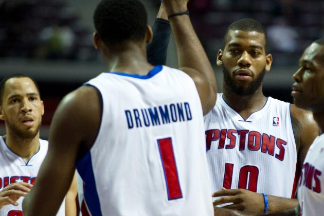 Drummond, Monroe Eager to Work with Sheed