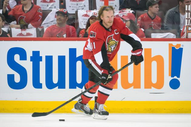 Did Daniel Alfredsson Make the Right Call by Leaving Ottawa Senators?