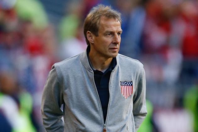 Klinsmann's Starting XI for Gold Cup Opener vs. Belize