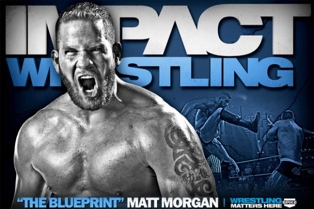 Report: Matt Morgan Parts Ways With TNA