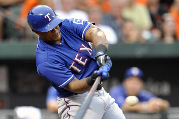 Rapid Reaction: Rangers 8, Orioles 4