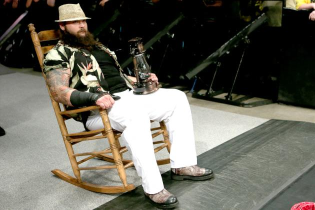 Bray Wyatt Has Found His Niche with the Wyatt Family in WWE