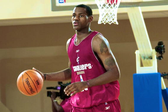 Back in The Day: NBA Superstars in Summer League