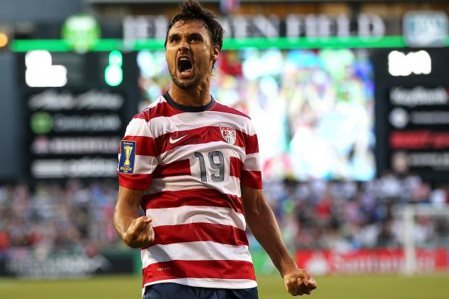 Gold Cup 2013 Results: Scores and Highlights from Day 3