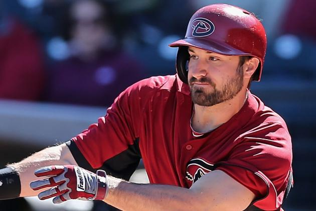 Arizona Diamondbacks CF Adam Eaton Activated from Disabled List