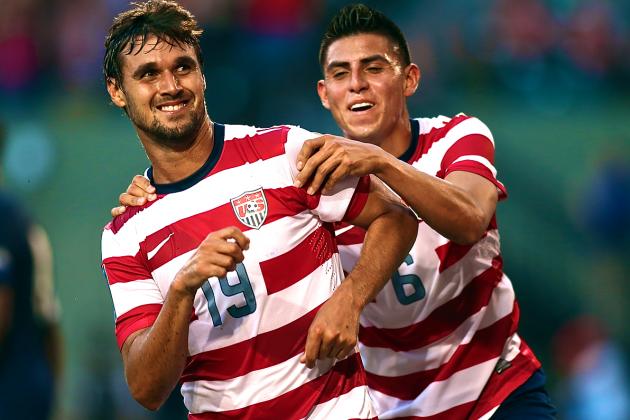 United States vs. Belize: Gold Cup Live Score, Highlights, Recap