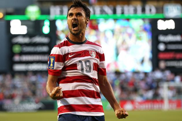 USMNT: Can Chris Wondolowski Displace Jozy Altidore as Starting Striker?