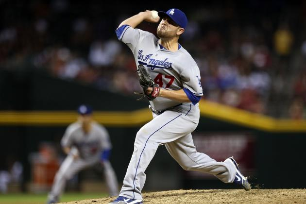 Ricky Nolasco's Sparkling Dodgers' Debut Shows He Can Impact Division Race