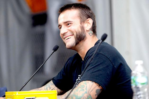CM Punk's Heel Persona Will Be Missed in WWE