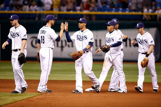 Archer Sharp as Rays Win Sixth Straight