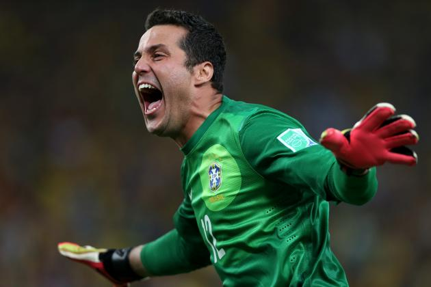 Arsenal Transfer Rumours: Julio Cesar Would Be Savvy Addition for Gunners