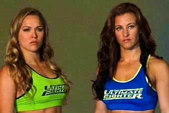 Will Ronda Rousey and Bryan Caraway be the Real Story of TUF 18?