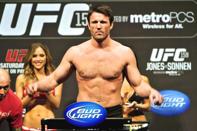Chael Sonnen on LeBron James, Steven Seagal, Vince McMahon, Rampage and More