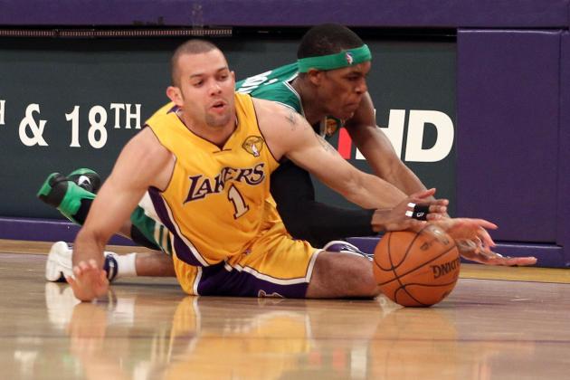 LA Lakers Bringing Back Point Guard Jordan Farmar After Stint in Turkey