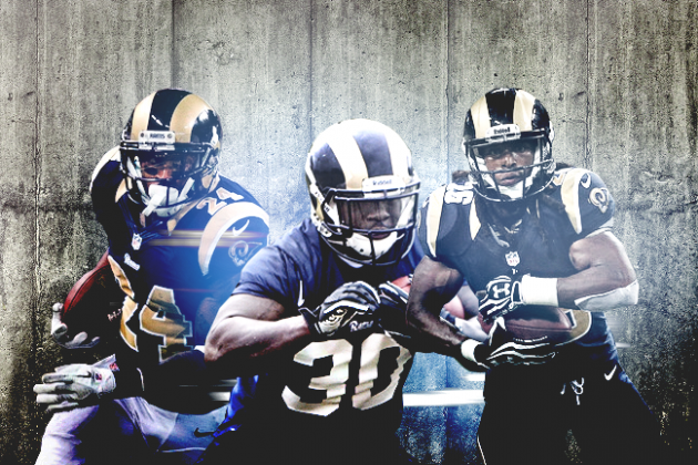 Breaking Down the St. Louis Rams' Running Back Situation