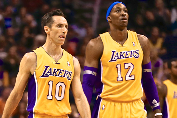 Steve Nash Says Lakers 'Didn't Have a Chance' Going into Dwight Howard Meeting