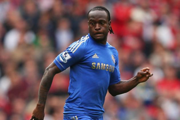 Everton Stats: Scouting Rumoured Toffees Transfer Target Victor Moses