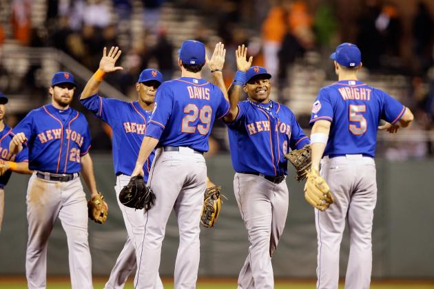 Byrd Slam Offers Mets Chance to Sweep in San Francisco