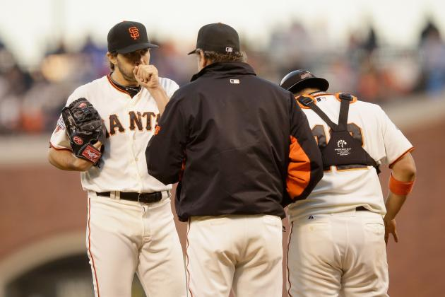 Giants Buried by Mets' Five-Run Eighth