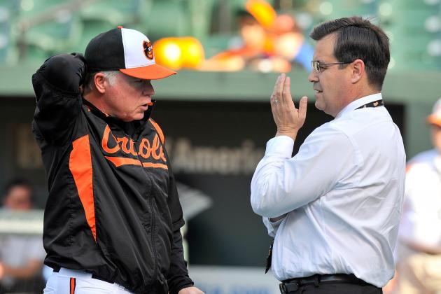 Baltimore Orioles Trade Deadline Strategy Blueprint