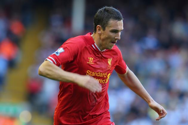Liverpool: Stewart Downing May Be Odd Man Out, but Reds Should Keep Him for Now