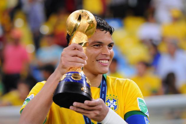 Barcelona: Why Thiago Silva Is the Ideal Signing  as Contract Agreement Reported