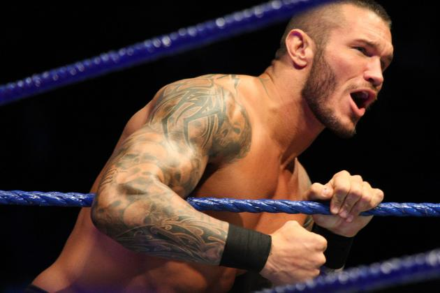 Randy Orton and Wife Samantha Reportedly Divorce, Details Released