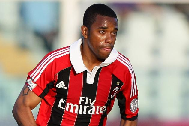Robinho Deal Collapses Again?