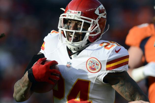 Brandon Flowers: Chiefs Can Have 'best Secondary' in NFL