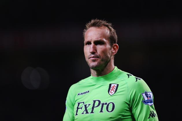 Chelsea Transfer News: Mark Schwarzer Signing Makes Little Sense for Either Side