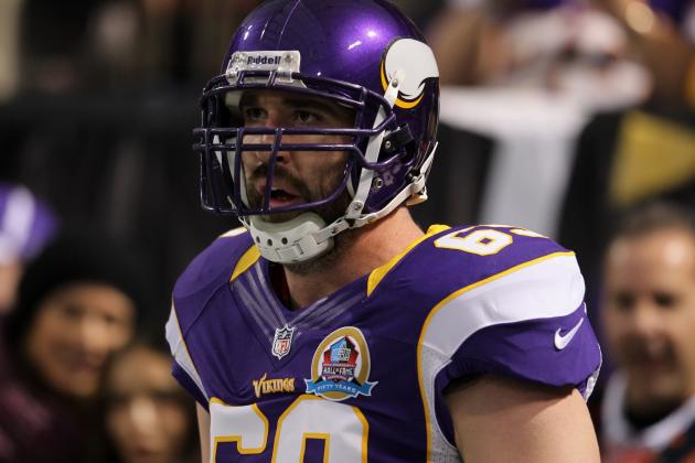 Jared Allen: 'Old-School' Football Makes Vikings Contender
