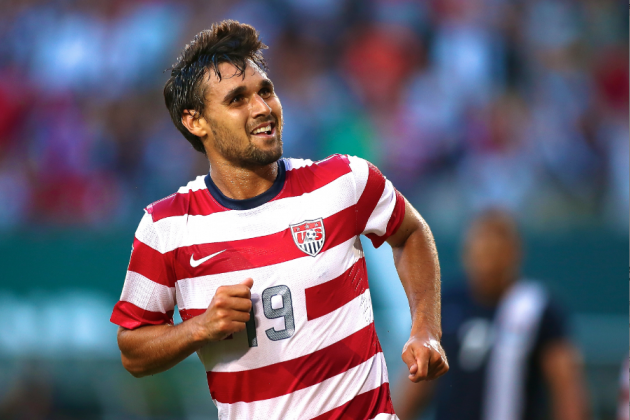 USMNT: Chris Wondolowski Scores Hat-Trick with Misspelled Name on Jersey