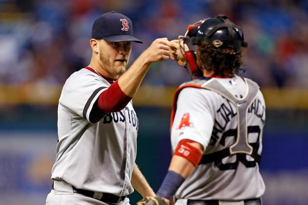 Red Sox Bullpen Picks Up Slack in Win over M's
