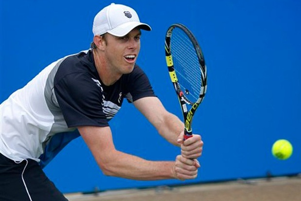 Top Seed Querrey Ousted in Newport 1st Round