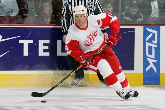 Brendan Shanahan Credits Time with Red Wings