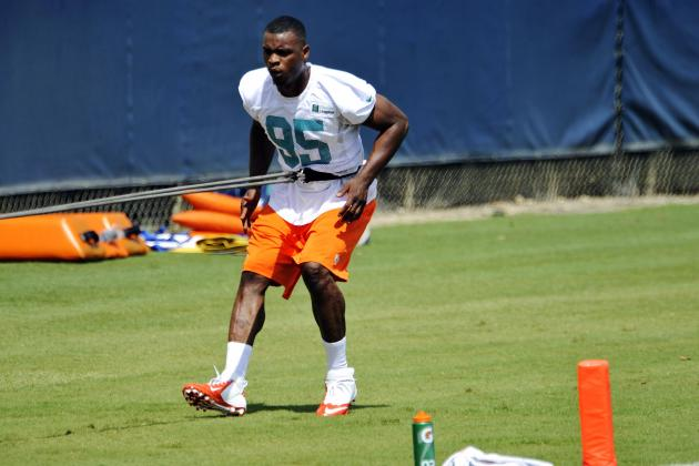 Dion Jordan Looks Ahead to Rookie Season