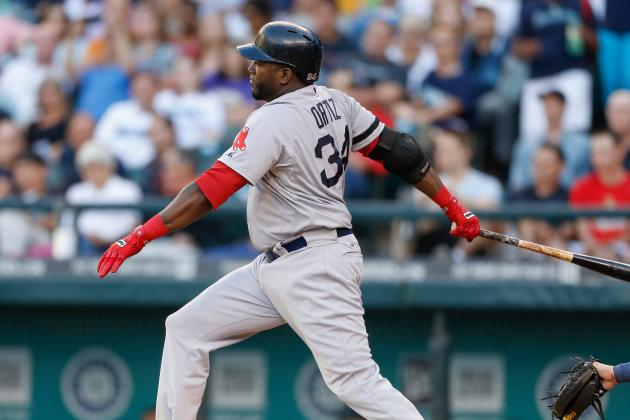 David Ortiz Ties Record for Most Career Hits by a DH