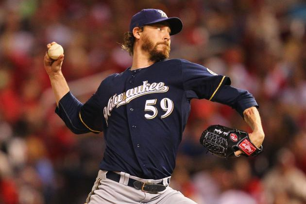 Many Teams Scouting Brewers' Relievers