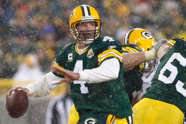 Ex-Packer: Favre '1 of the Top 5 Players' Ever