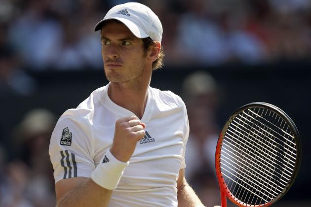 Murray's Wimbledon Win Sees Fan Get Inked After Losing Bet