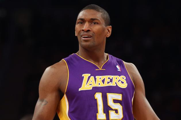 Knicks Rumors: Latest Buzz on Metta World Peace, Andrea Bargnani and More