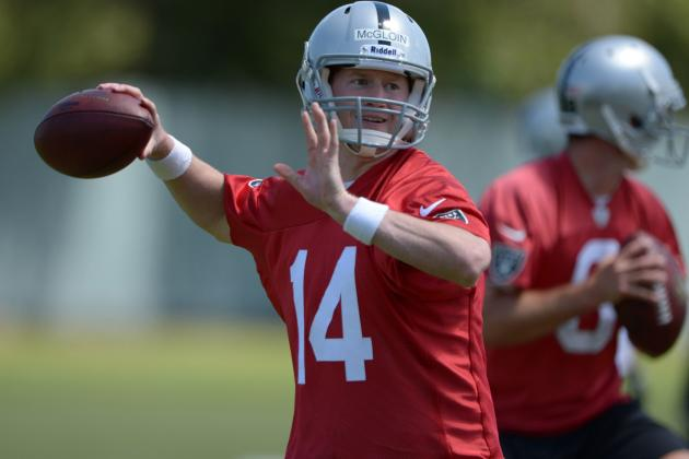 McGloin Faces Long Odds with Raiders