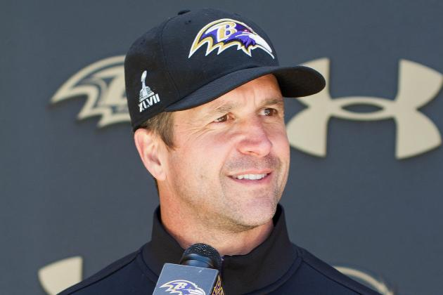 Ravens 'In Love' with Some Unsigned Free Agents