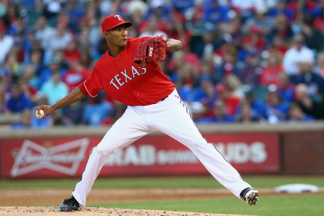 Rangers Look to Upgrade Rotation Due to Injuries