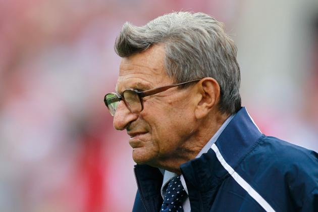 Crusader for Joe Paterno's Reputation Promises Release of Police Interview