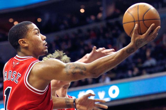 Healthy Derrick Rose Makes Chicago Bulls Miami Heat's Biggest Threat